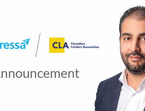 ALI POURDAD, PROGRESSA CO-FOUNDER AND CEO JOINS THE CANADIAN LENDERS ASSOCIATION AS ADVOCACY & REGULATORY COMMITTEE CO-CHAIR